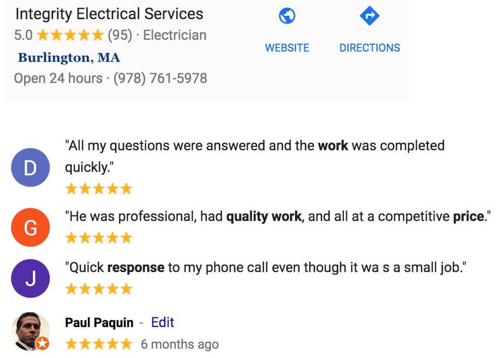 Best Burlington Electricians