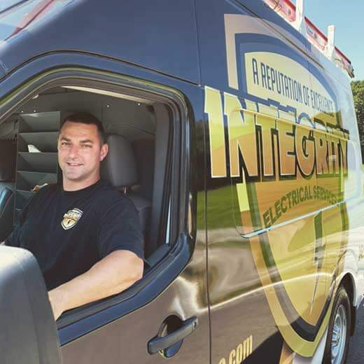 The Official, Integrity Electrical Services – CEO Joe O'connell
