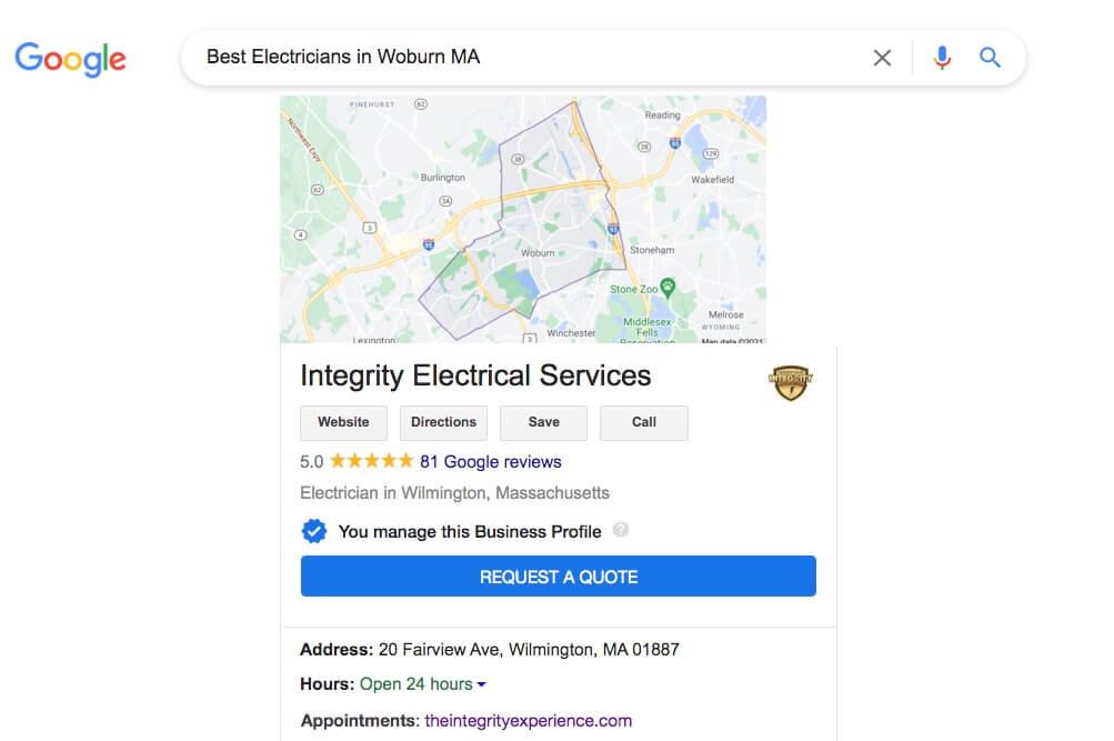 Best Electricians Woburn