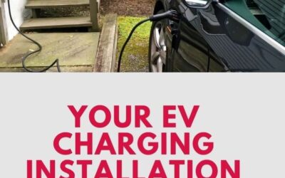 EV Charger Installation Guide (for Residential Homes as of 2021)