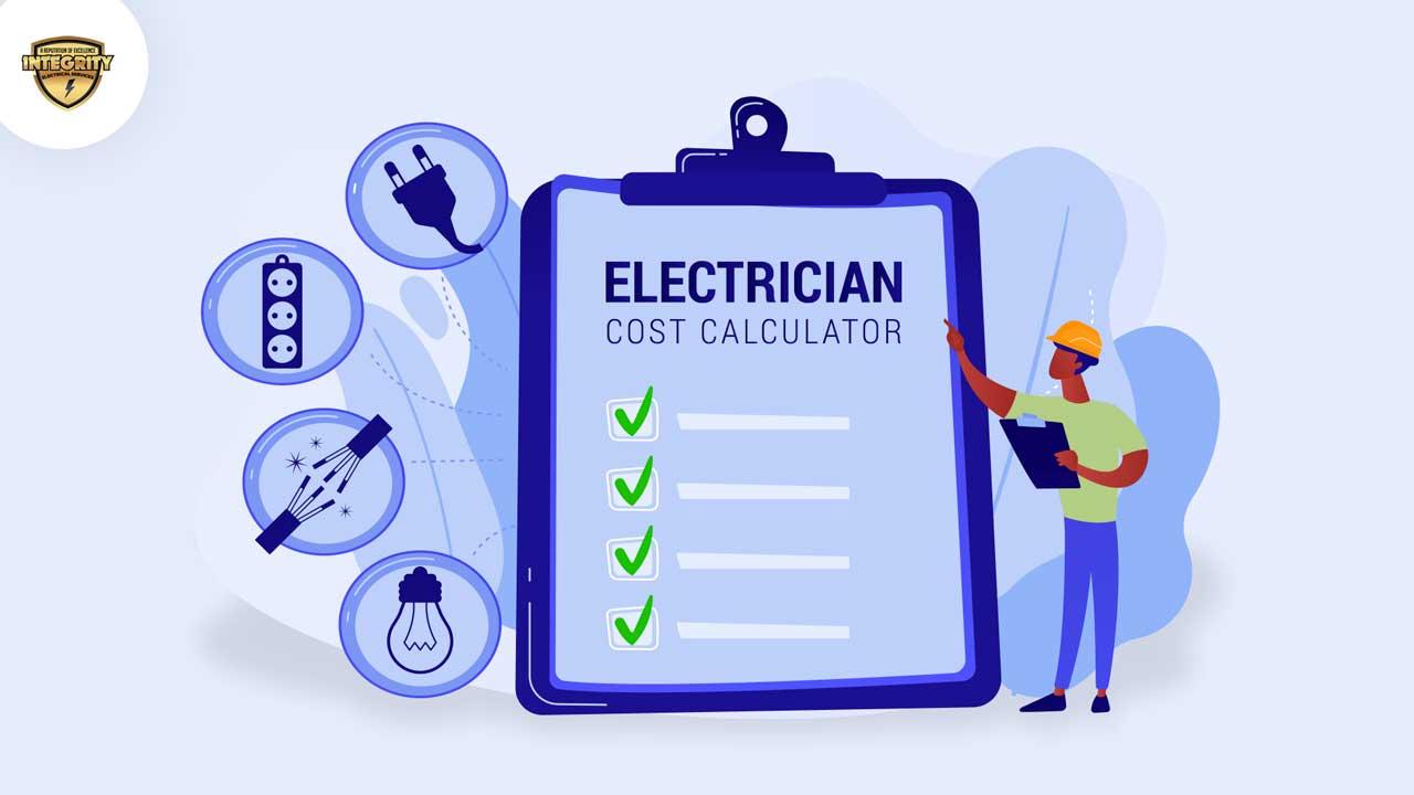 Electrician Cost Calculator
